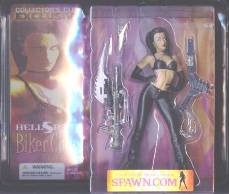 Hellspawn Biker Chick