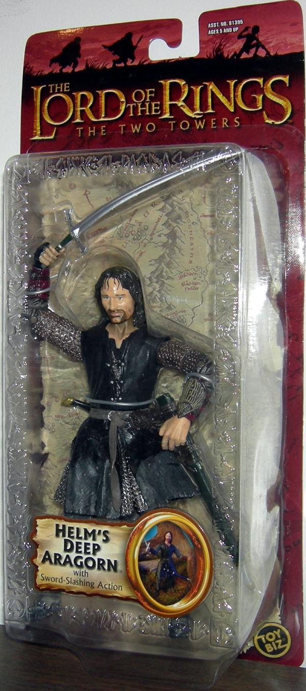 Helms Deep Aragorn Trilogy
