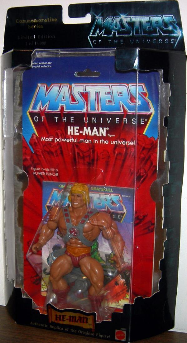 He-Man Commemorative Series