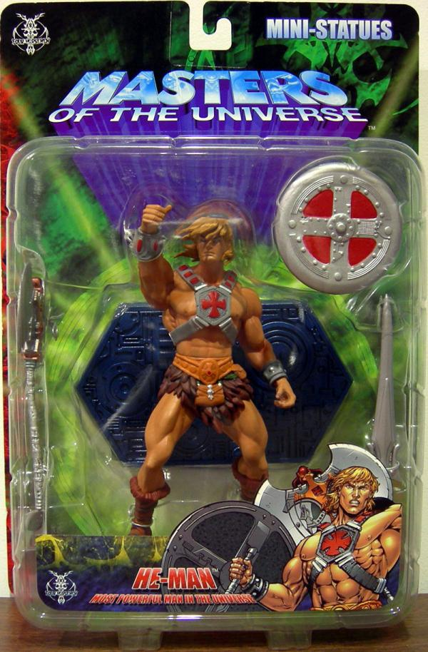 He-Man Mini-Statue San Diego Comic Con Exclusive