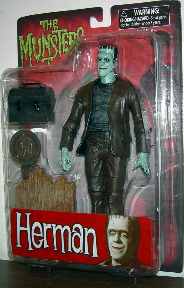 Herman Munster Figure Color Diamond Select Toys R Us