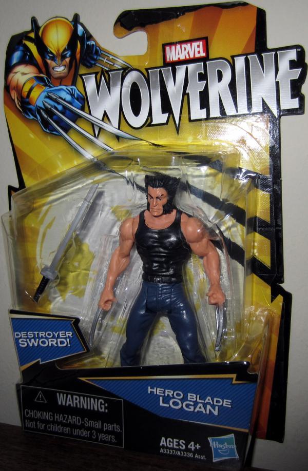 Hero Blade Logan Wolverine Movie action figure