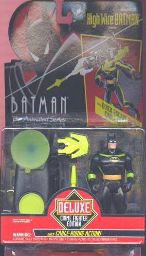 High Wire Batman Batman Animated Series