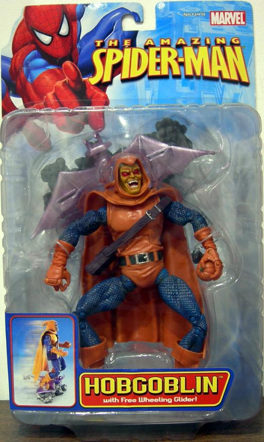 Hobgoblin Action Figure The Amazing Spider-Man Toy Biz