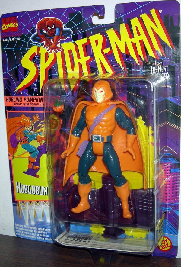 Hobgoblin Action Figure Spider-Man Animated Toy Biz