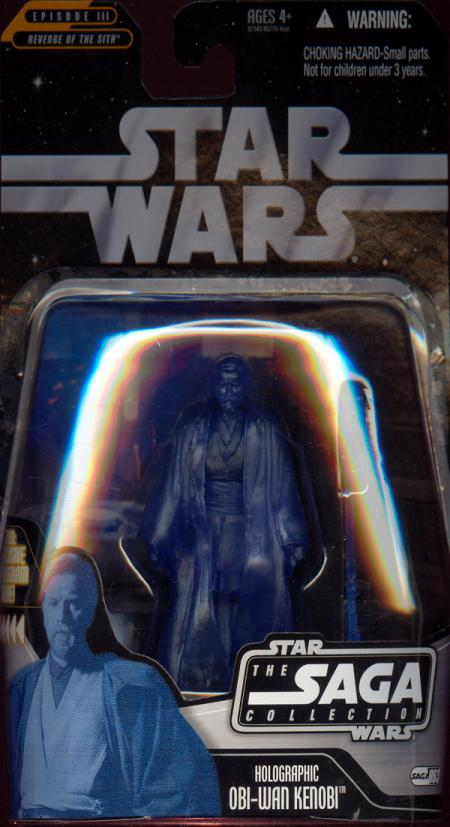 Holographic Obi-Wan Kenobi Saga Collection, 063