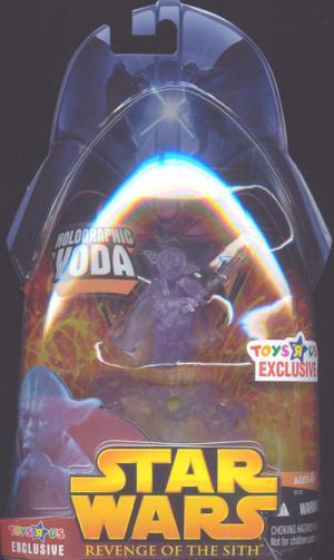Holographic Yoda Revenge Sith