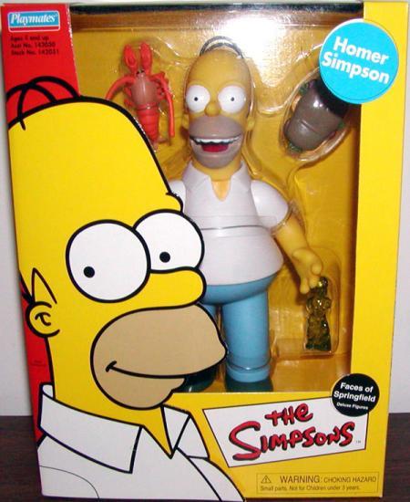 Homer Simpson deluxe