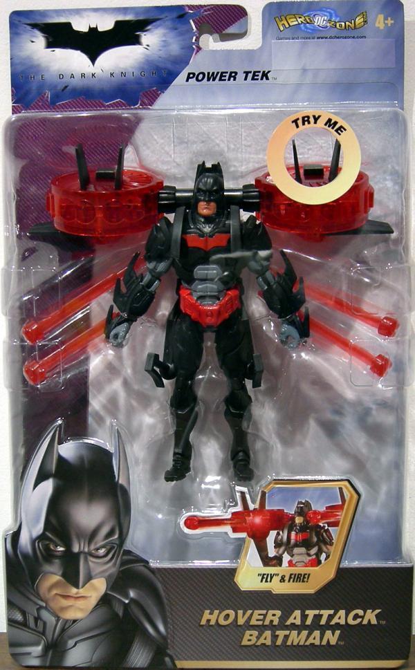 Hover Attack Batman Dark Knight, deluxe