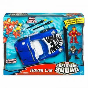 Hover Car Super Hero Squad vehicle