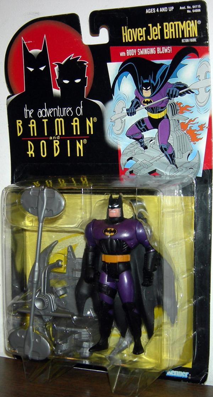 Hover Jet Batman