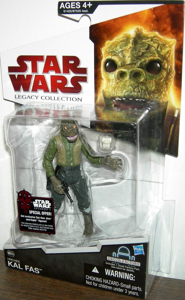 Hrchek Kal Fas BD33 Star Wars action figure
