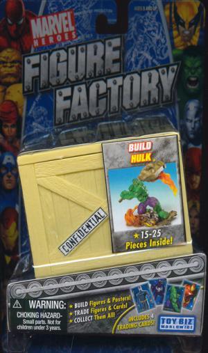 Hulk Figure Factory