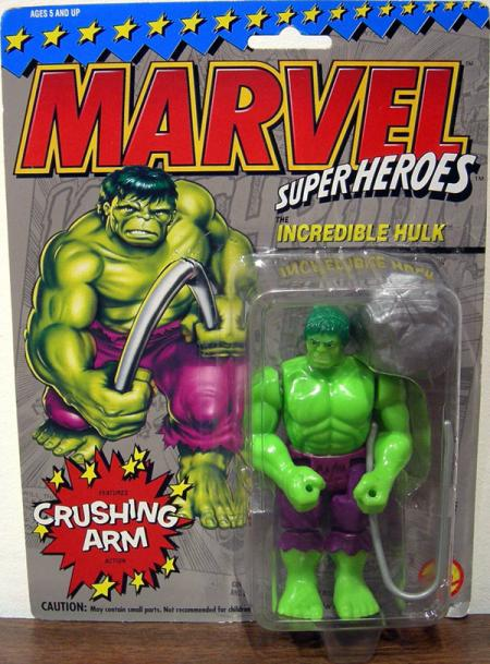 Incredible Hulk Marvel Super Heroes