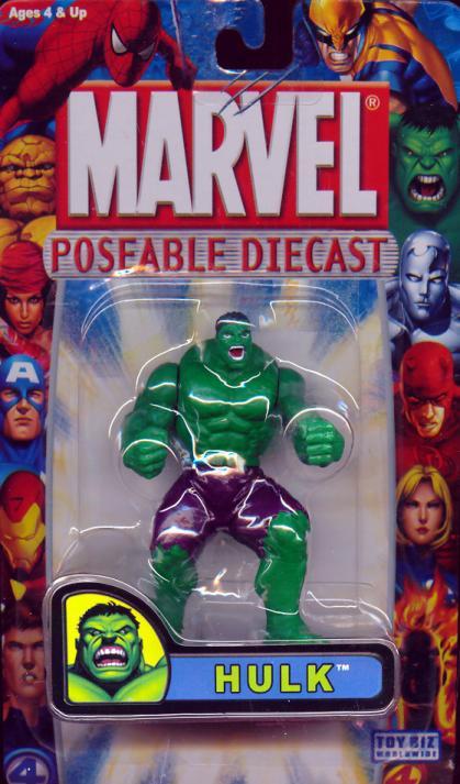 Hulk diecast