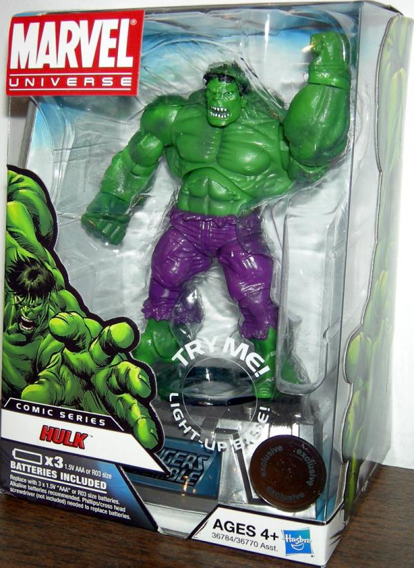 Hulk Marvel Universe, Toys R Us Exclusive