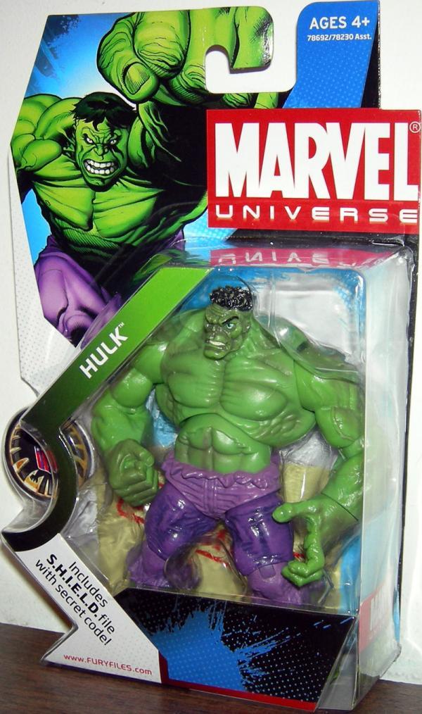 Hulk Marvel Universe, 013