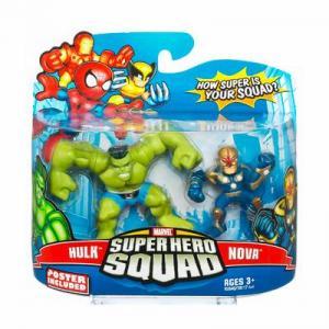 Hulk Nova Super Hero Squad