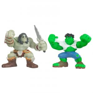 Son Hulk Figures Super Hero Squad Hasbro