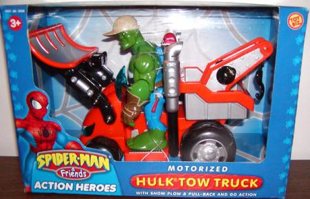 Hulk Tow Truck