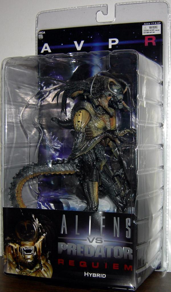 Hybrid AVPR Figure Aliens vs Predator Requiem