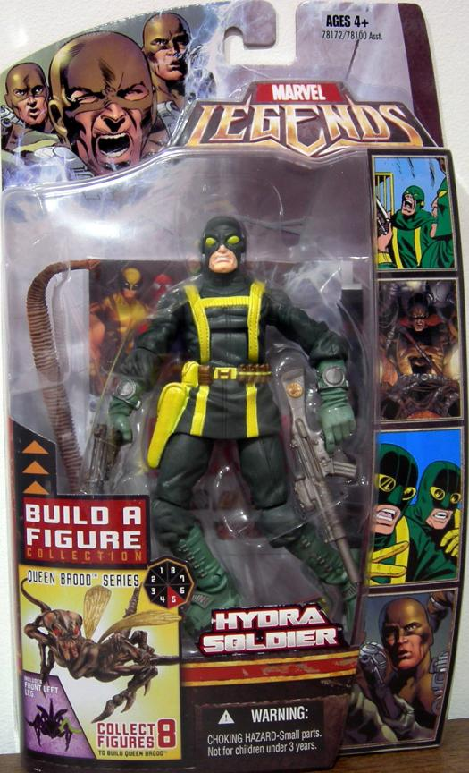 Hydra Soldier Marvel Legends, Queen Brood Series action figure