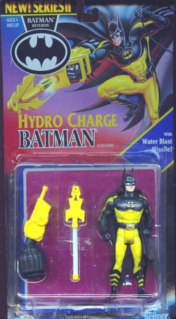 Hydro Charge Batman
