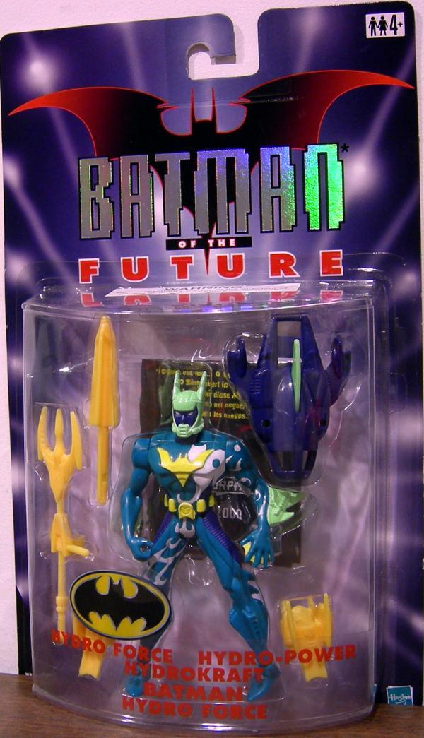 Hydro Force Batman Begins action figure