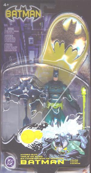 Hydro-Suit Batman