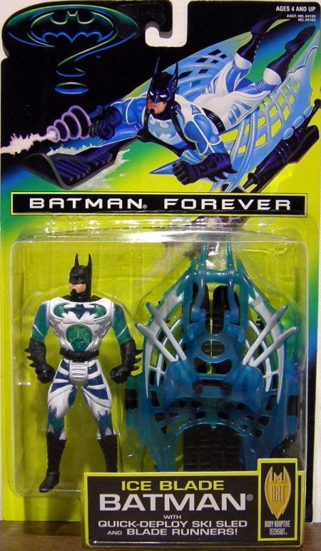 Ice Blade Batman Batman Forever