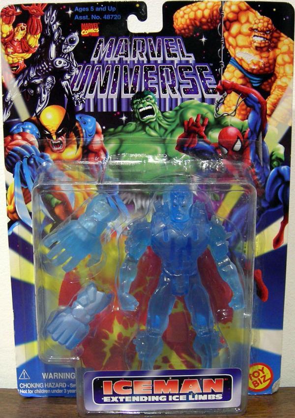 Iceman Marvel Universe
