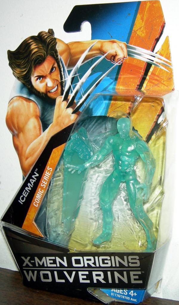 Iceman X-Men Origins