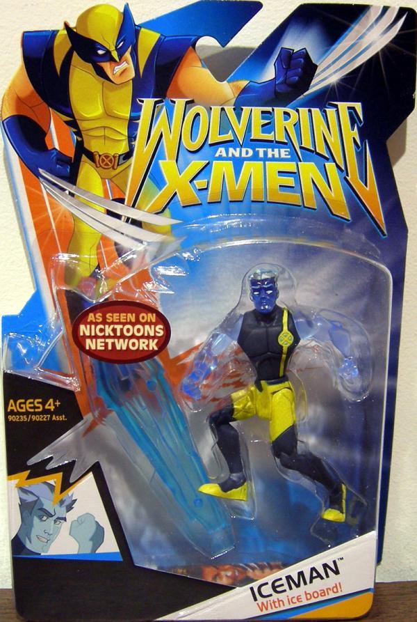 Iceman 2 Wolverine X-Men