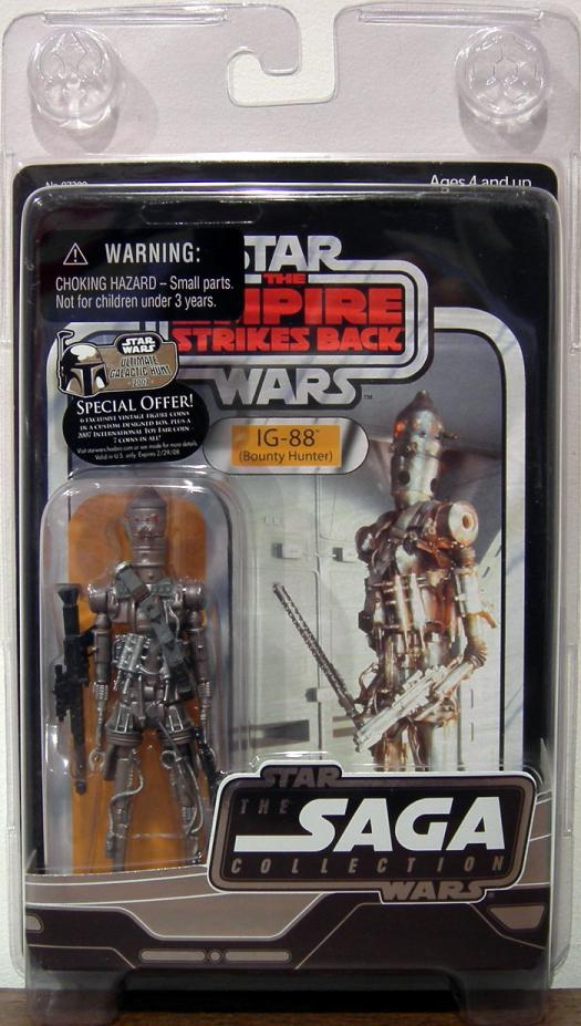 IG-88 Bounty Hunter Vintage Original Trilogy Collection