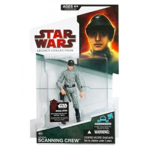 Imperial Scanning Crew BD32 Star Wars Legacy Collection action figure