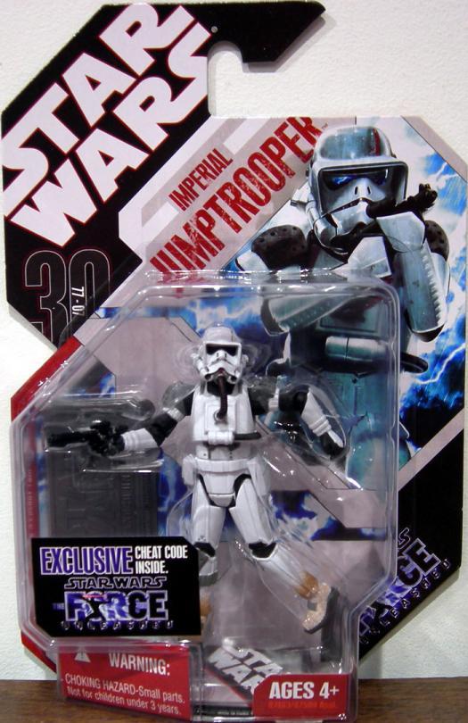 Imperial Jumptrooper Figure 30th Anniversary Star Wars