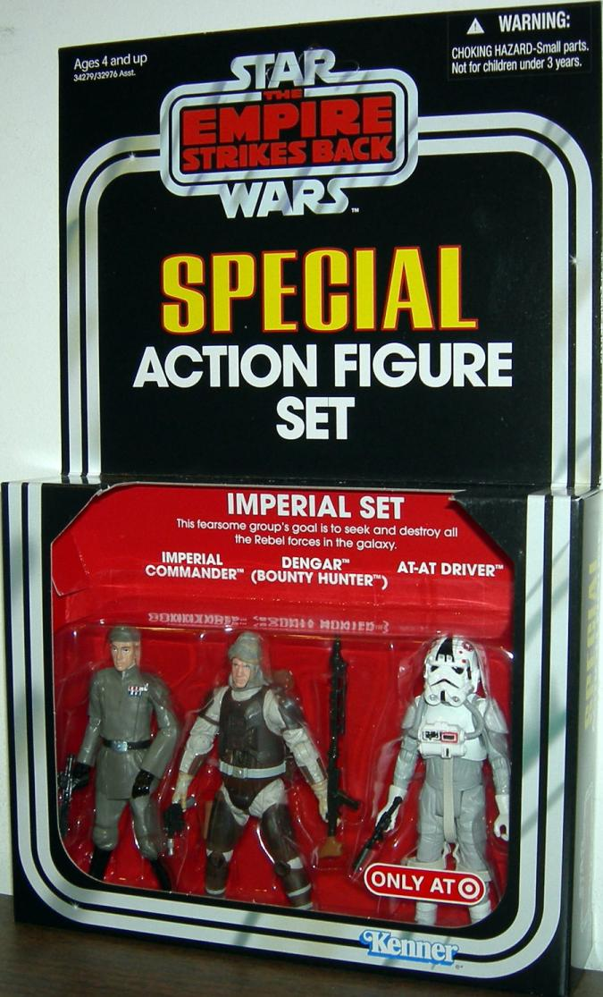 Imperial Set 3-Pack Target Exclusive