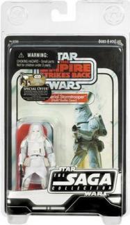 Imperial Stormtrooper Hoth Battle Gear Figure Star Wars
