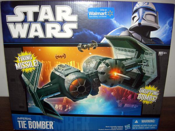 Imperial TIE Bomber Walmart Exclusive