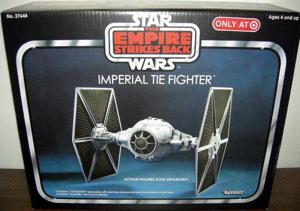 Imperial TIE Fighter Vehicle Star Wars Empire Strikes Back