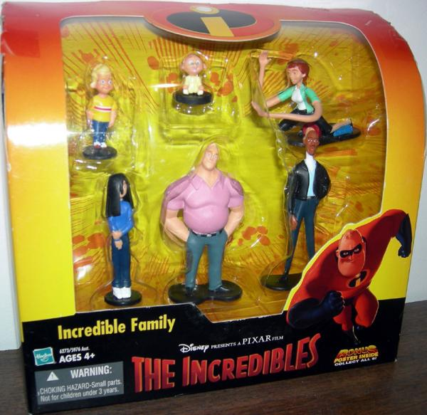 Incredible Family 6-Pack