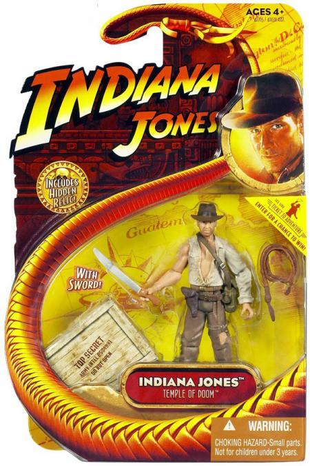 Indiana Jones Temple Doom
