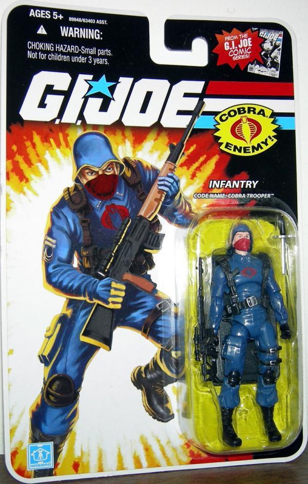 Infantry Code Name- Cobra Trooper