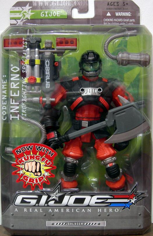 Inferno Firefighting Specialist