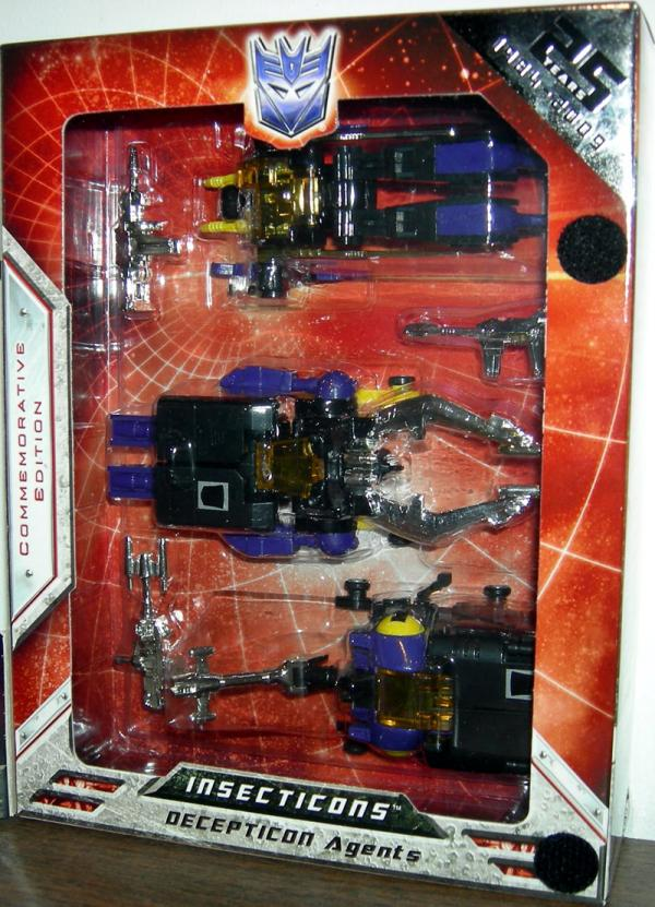 Insecticons Commemorative Edition