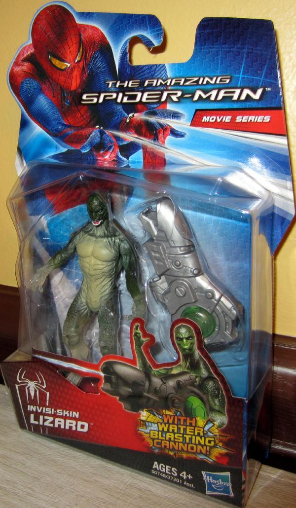 Invisi-Skin Lizard Amazing Spider-Man Movie