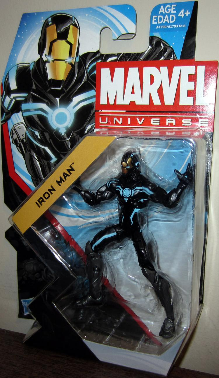 Iron Man Marvel Universe Series 5 018 action figure