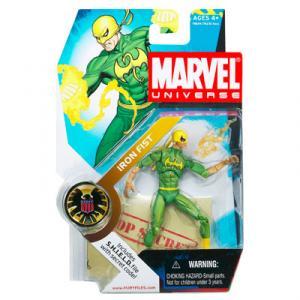 Iron Fist Marvel Universe, 017