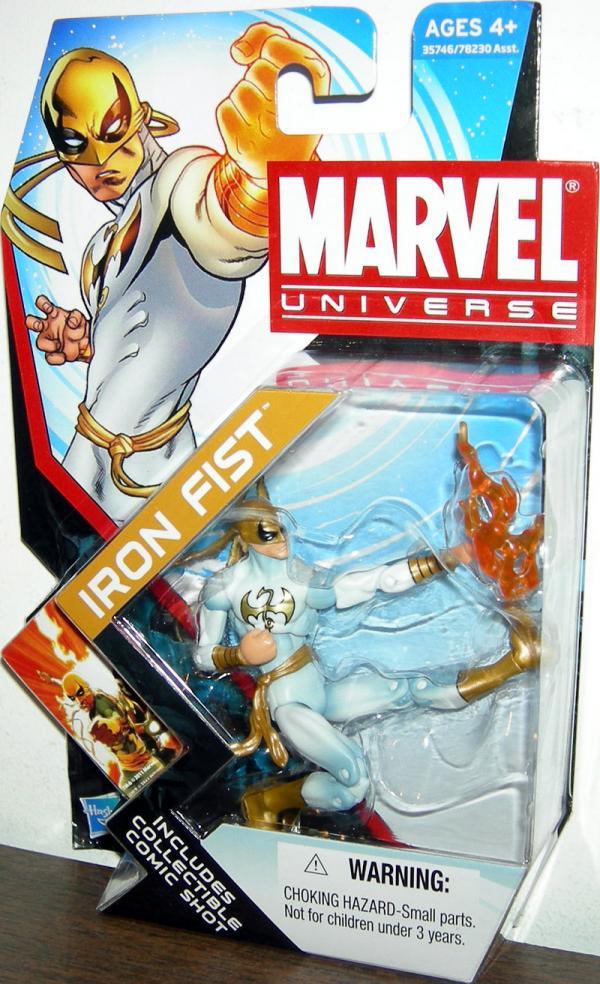 Iron Fist Marvel Universe, series 4, 006