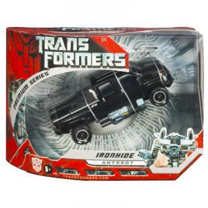 Ironhide Premium Series